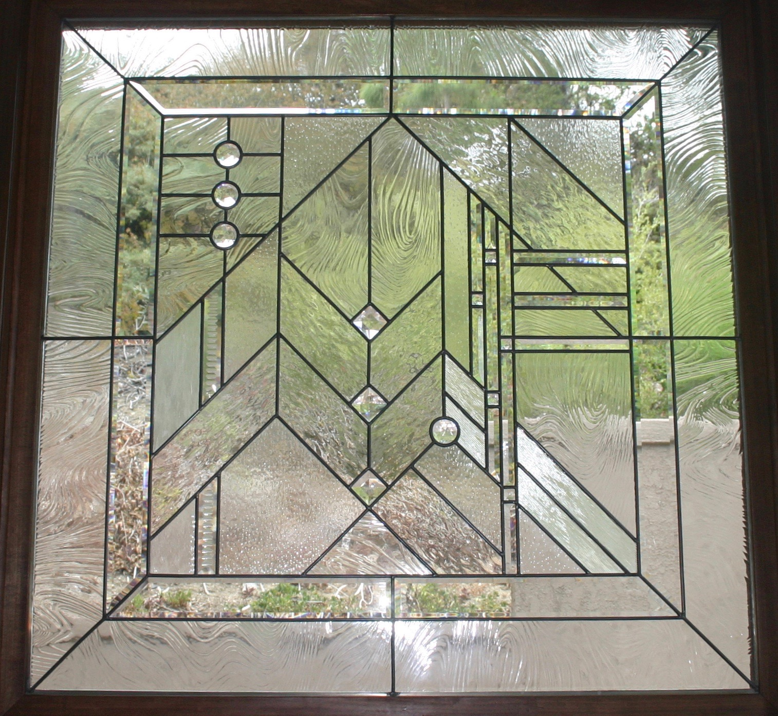 2.contemporary.leaded.glass