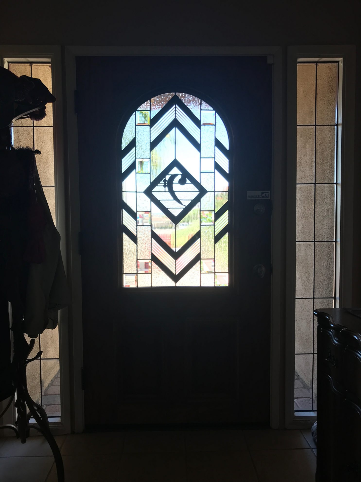 20.contemporary.leaded.glass