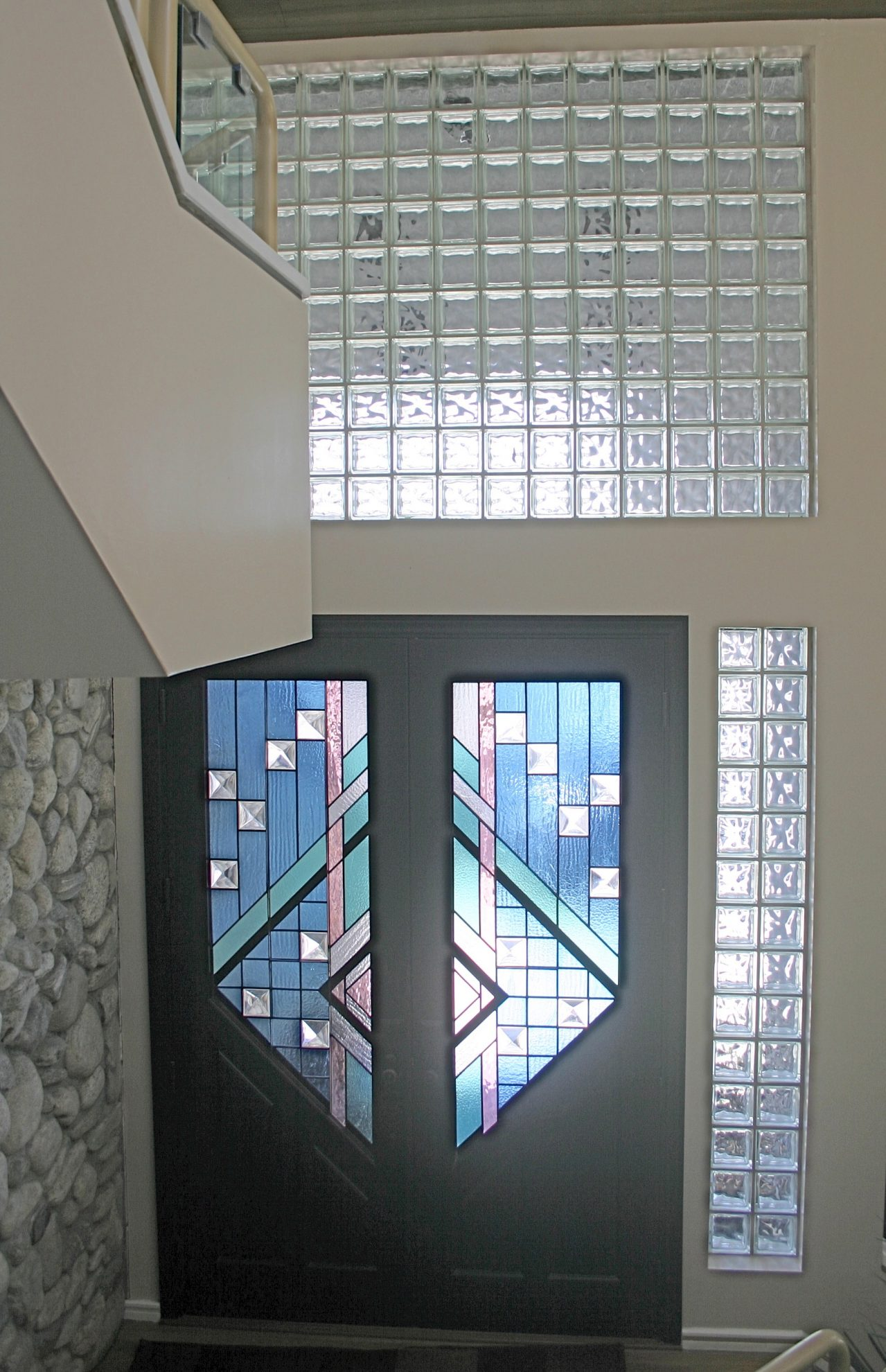 25.contemporary.leaded.glass