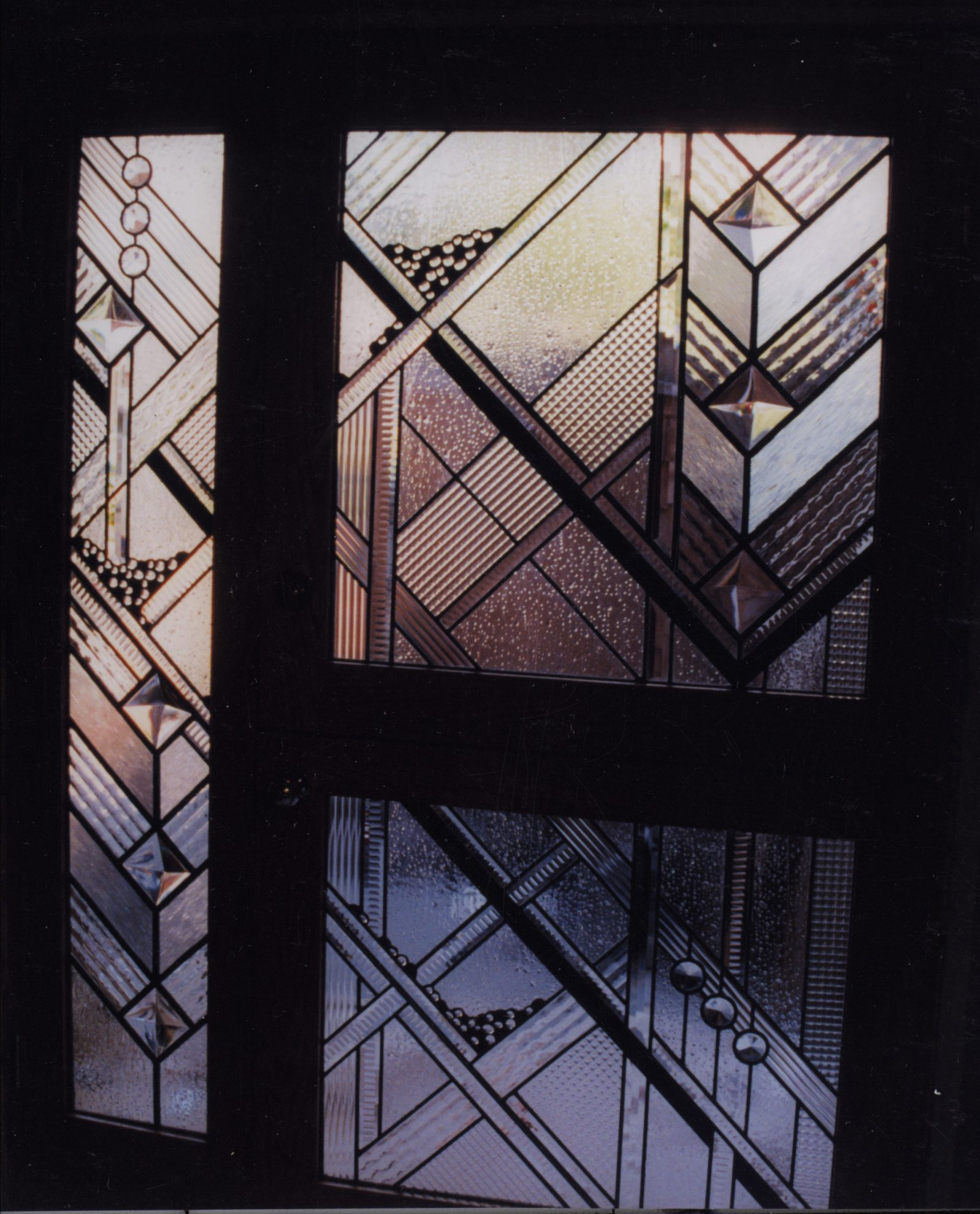 42.contemporary.leaded.glass