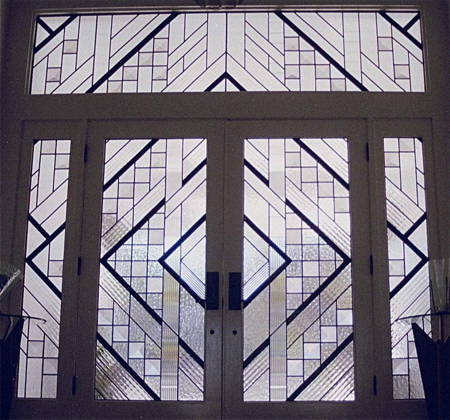 44.contemporary.leaded.glass