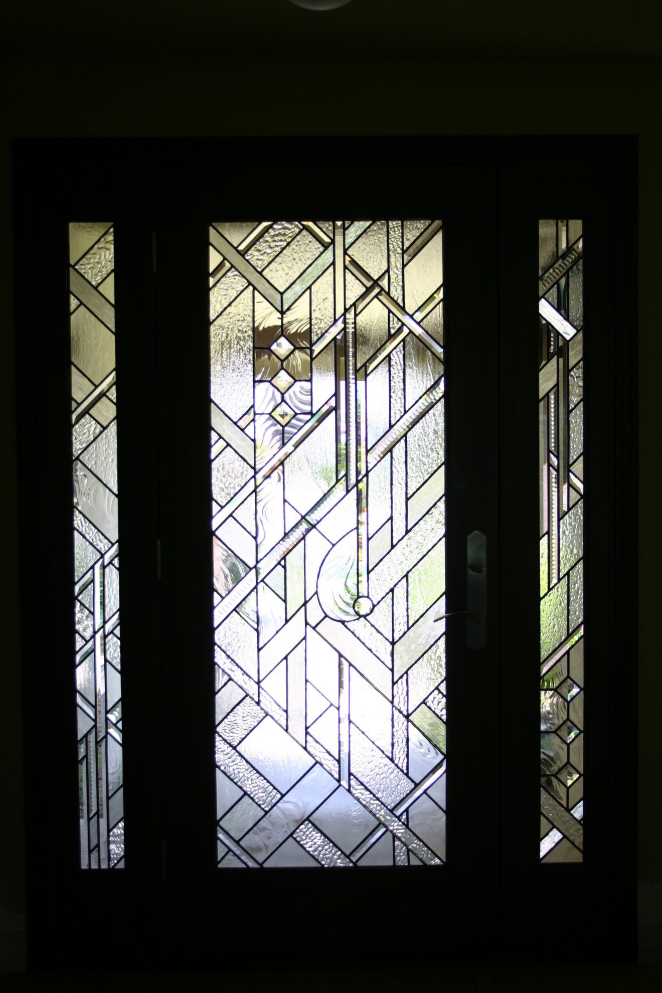 48.contemporary.leaded.glass