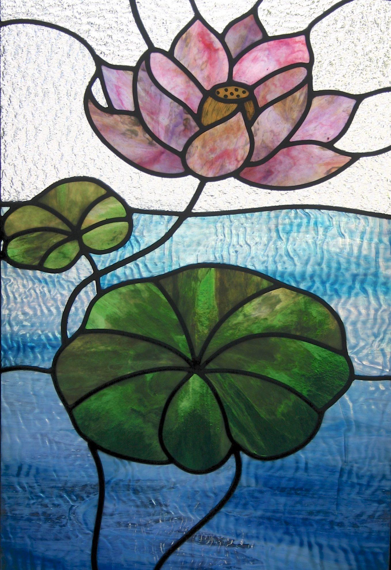48.waterlily.detail