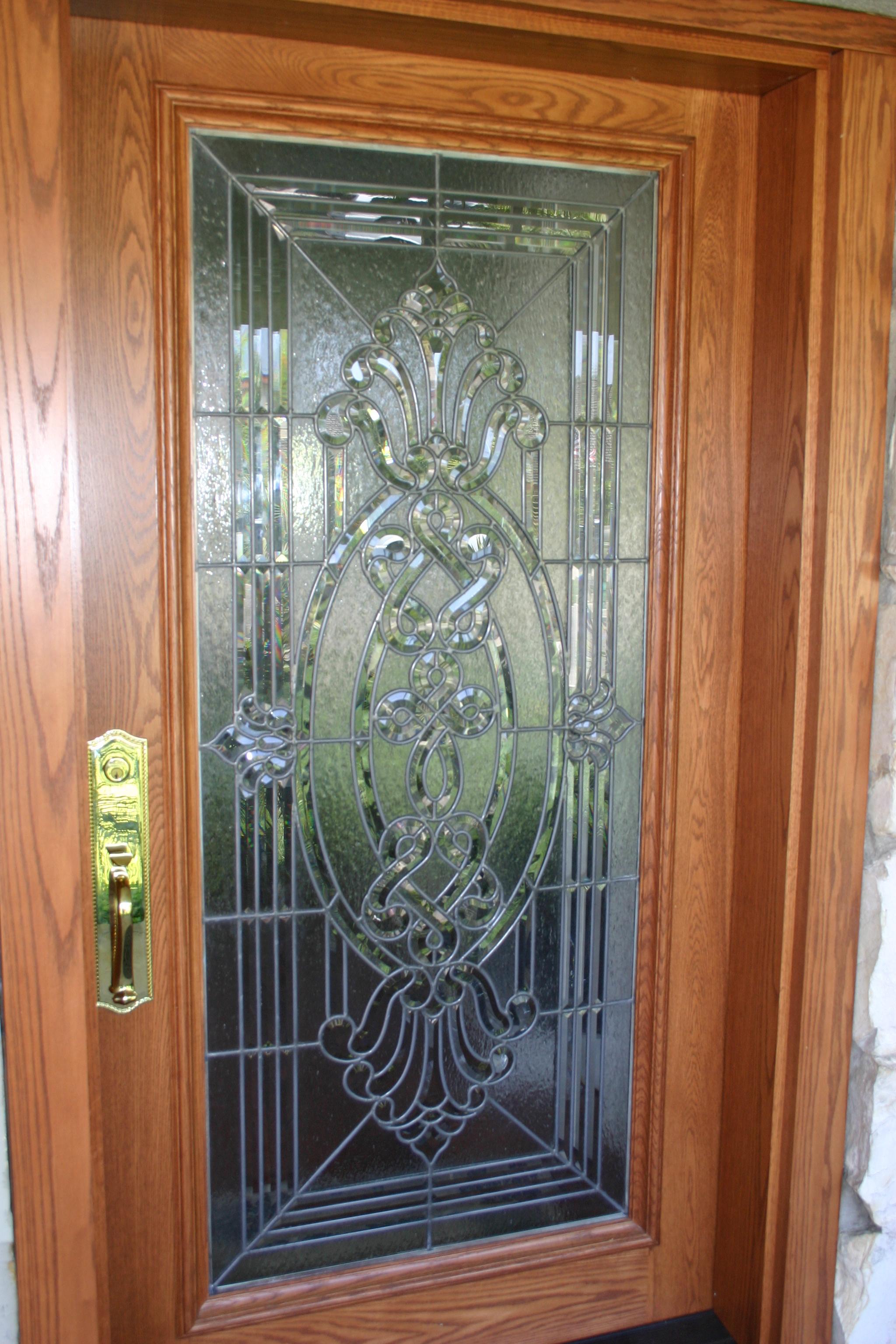 beveled glass  5.beveled.entry