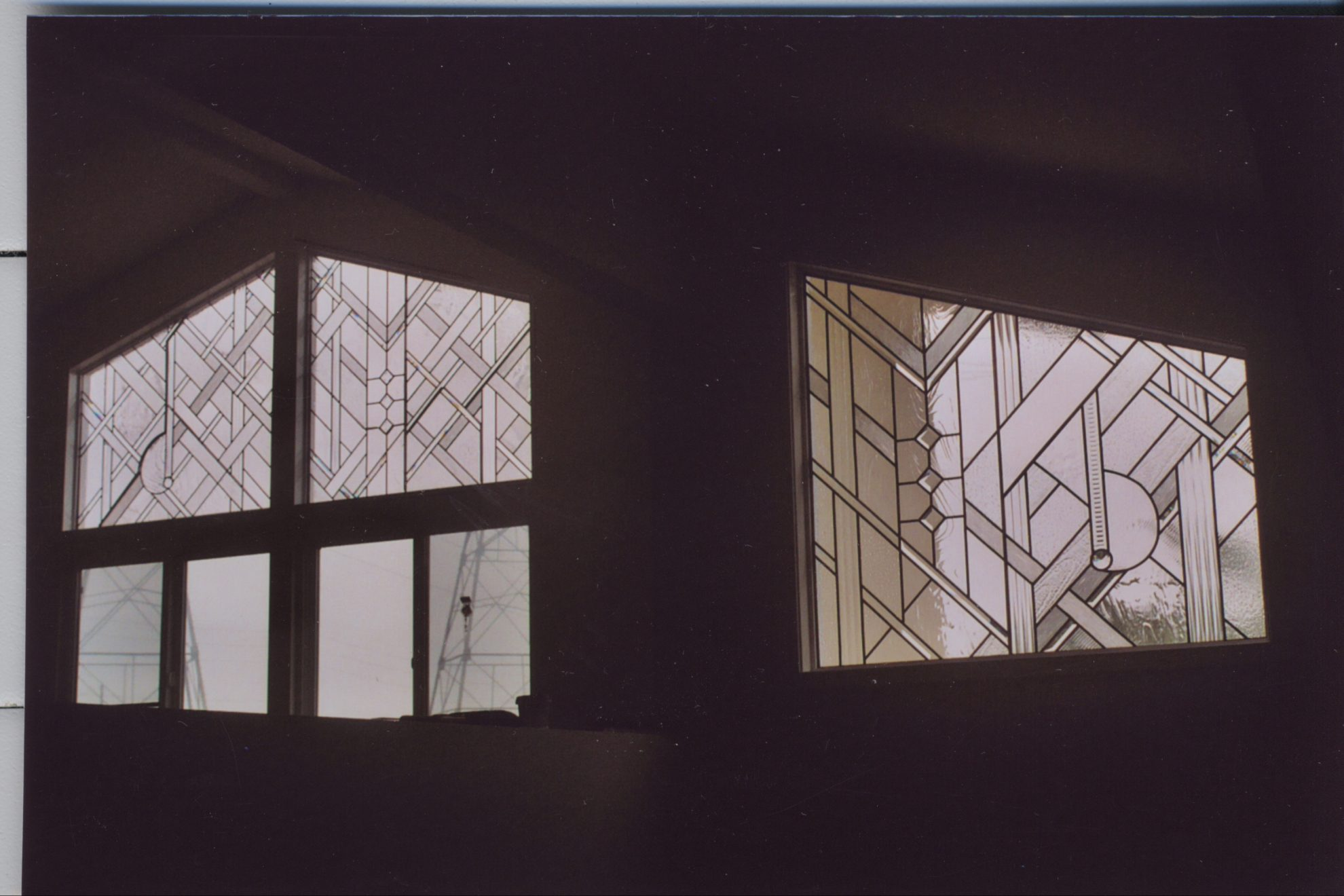 52.contemporary.leaded.glass