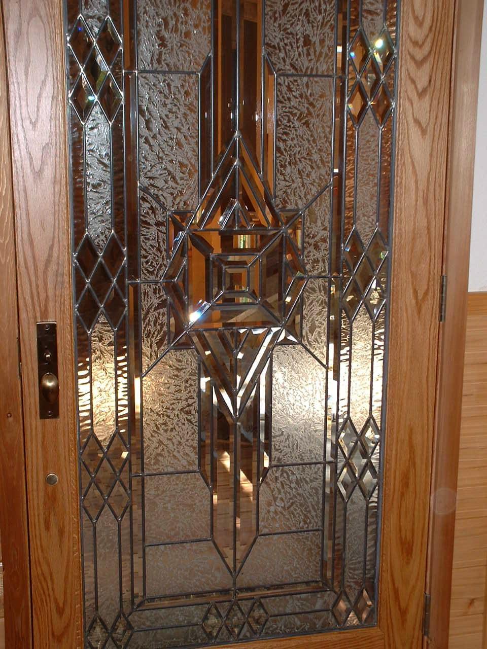 70.diamond.cluster.door
