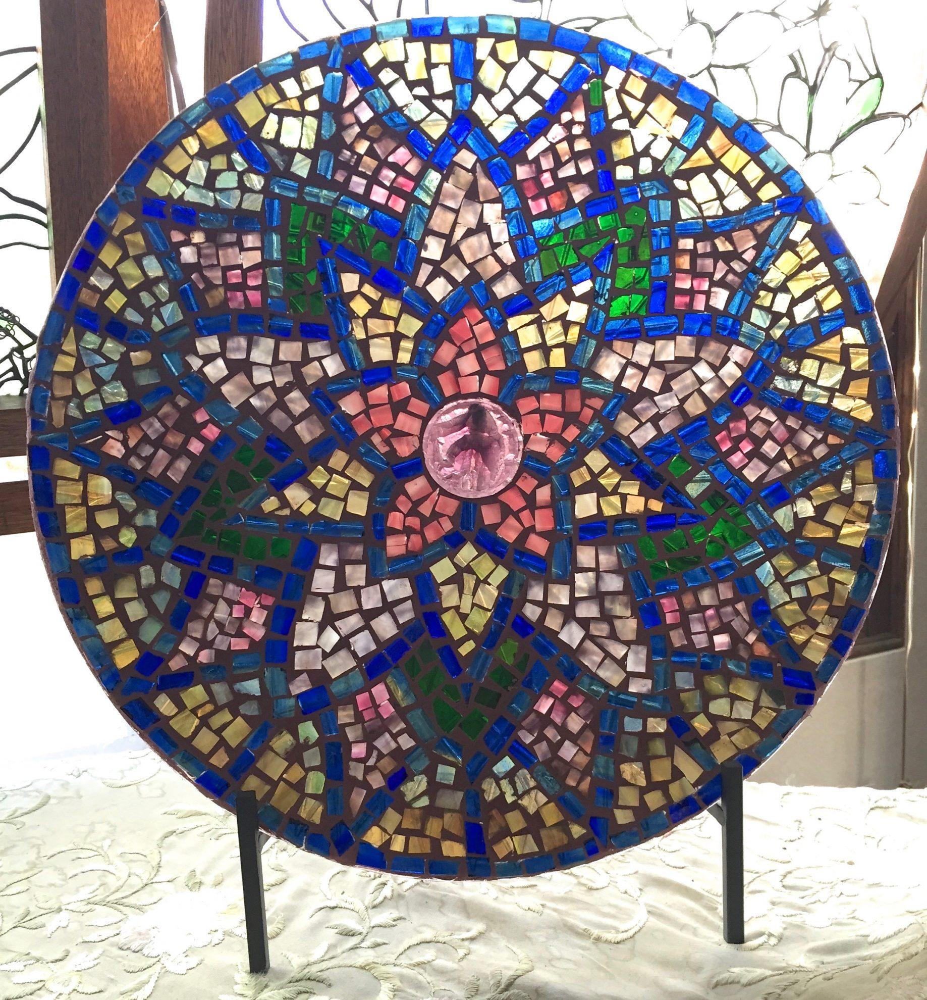 8.mosaic.plate